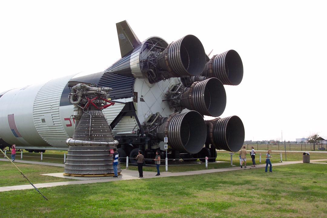 Lagniappe Johnson Space Center Photographs