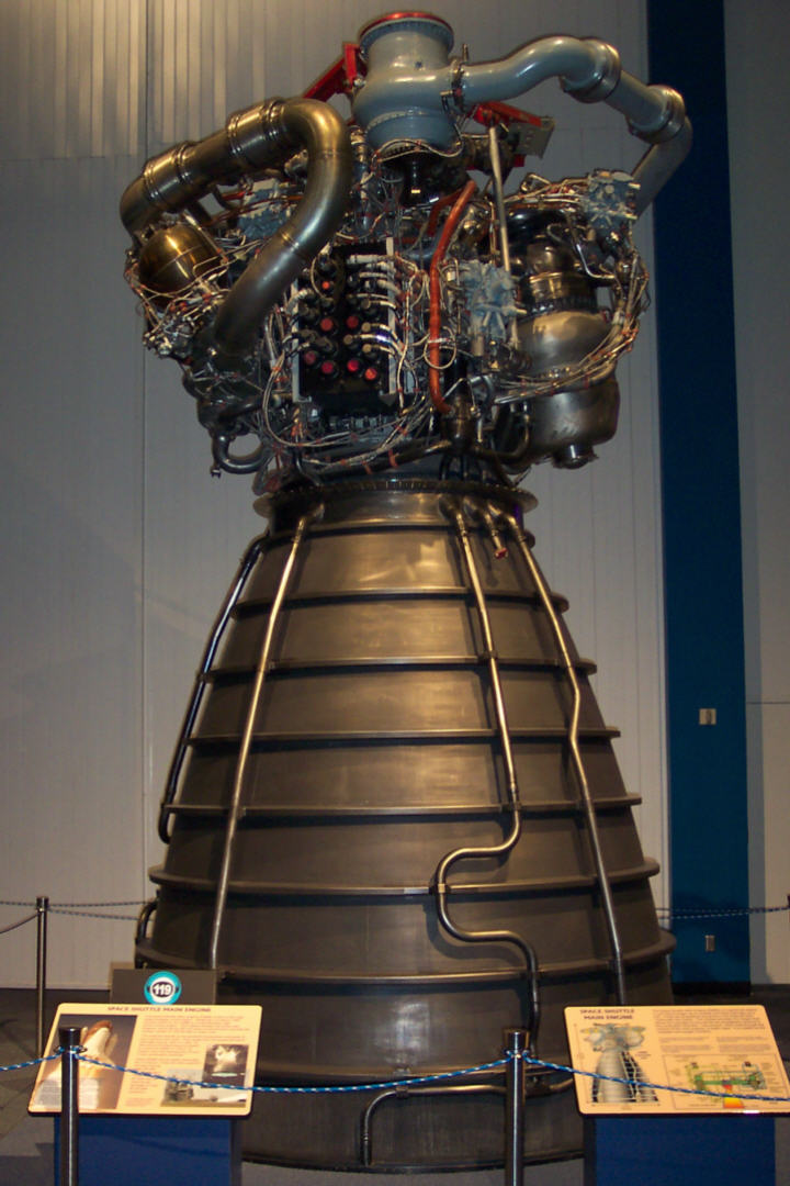 space shuttle engine - photo #31