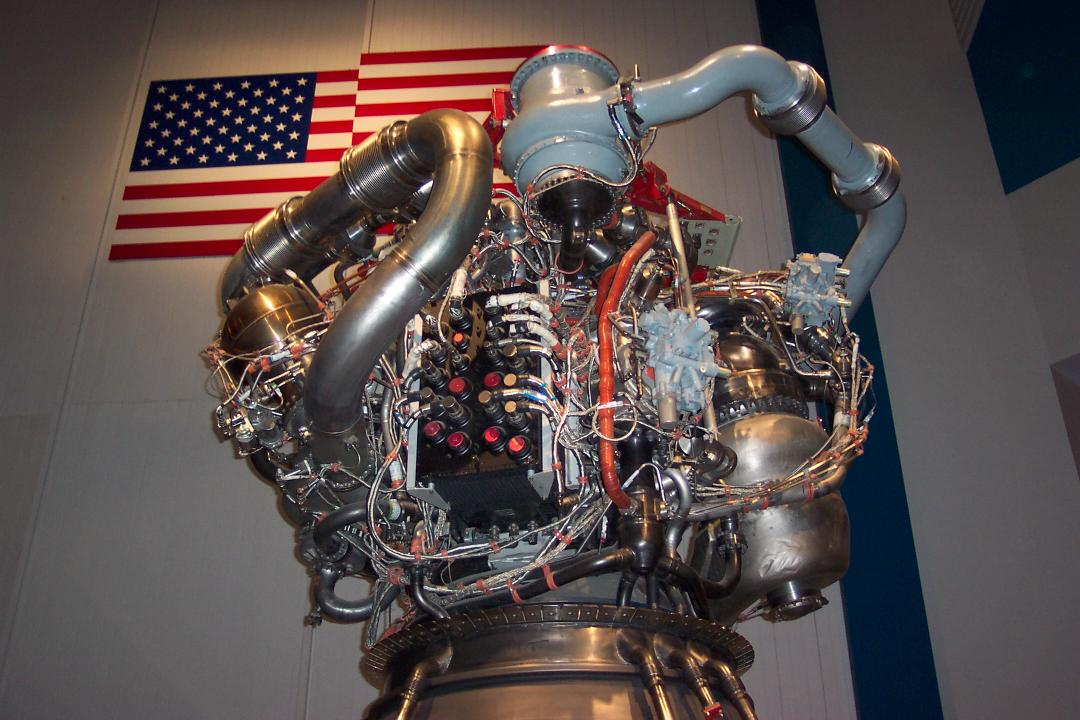 space shuttle engine - photo #26