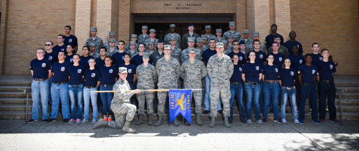 Angelo State ROTC