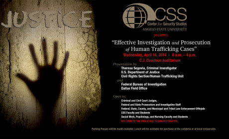 Effective Investigation and Prosecution of Human Trafficking Cases