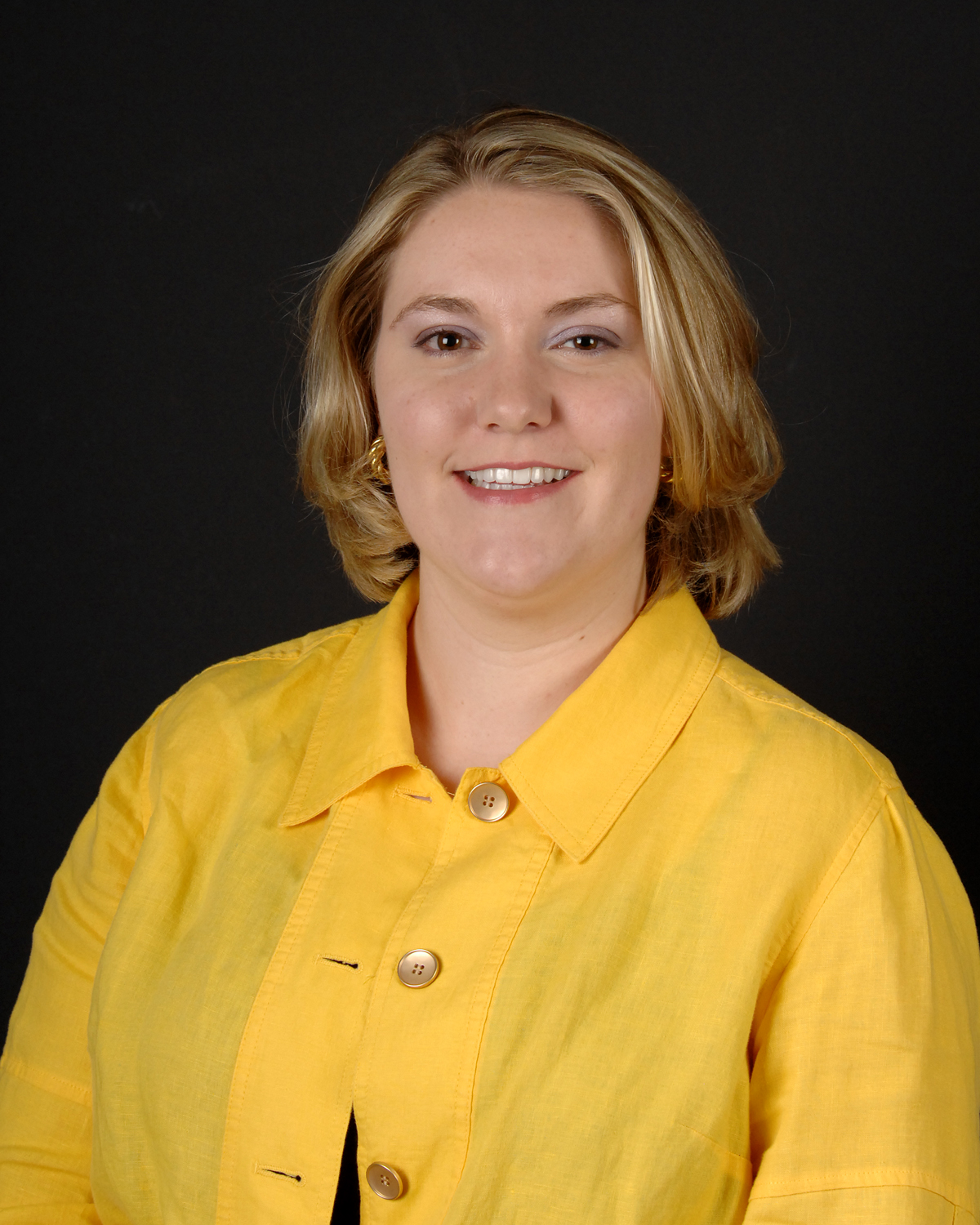 Traci Jordan, International Trade Office Graduate Assistant