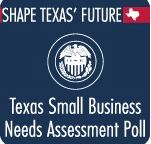 Texas Small Business Needs Assessment Poll icon