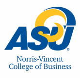 Norris Vincent College of Business Logo