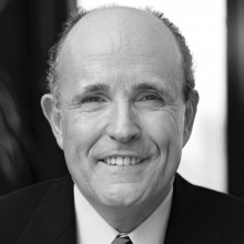 Rudy Giuliani.   107th Mayor of New York City (1993-2001). Rudolph W. Giuliani is the former Mayor of New York City. After joining the office  of the United States Attorney for the Southern District of New York, Rudy Giuliani  rose quickly through the ranks, becoming the Chief of the Narcotics Unit at age 29.  After the inauguration of Ronald Reagan in 1981, Giuliani was named Associate  Attorney General, the third highest position in the U.S. Department of Justice. In  1983, President Reagan appointed Rudy Giuliani as the United States Attorney for  the Southern District of New York. Giuliani spearheaded successful efforts against  organized crime, white-collar criminals, drug dealers and corrupt elected officials.  Few U.S. Attorneys in history can match his record of 4,152 convictions with only  25 reversals. In 1993, Rudy Giuliani was elected Mayor of the City of New York. He  focused on reducing crime, reforming welfare, and improving the quality of life and  was re-elected in 199