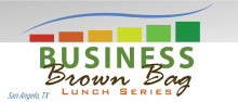 Business Brown Bag Lunch Series Graphic