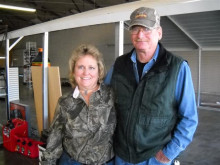Carl and Terri Johnson, Sonora Air Cooled Engines