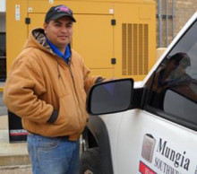 Anthony Mungia, Mungia Southwest Heating & Air Conditioning