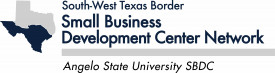 South-West Texas Border Small Business Development Center Network logo