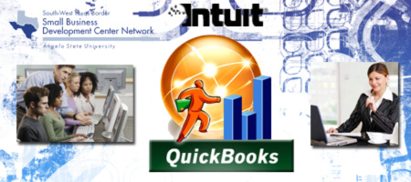 Attend QuickBooks training provided by the ASU-SBDC