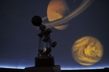 ASU Global Immersion Center (Planetarium)