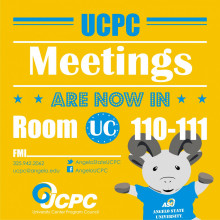 New location for UCPC weekly meetings