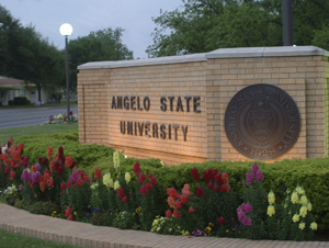Welcome to Angelo State University