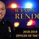 2019 Officer of the Year