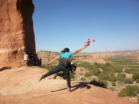 Outdoor adventures for ASU students.