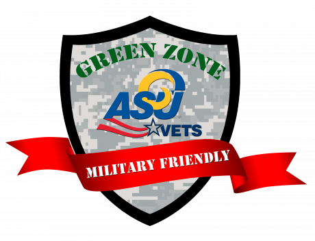 Green Zone logo to display as military friendly