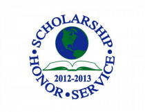 Honor Service Scholarship logo
