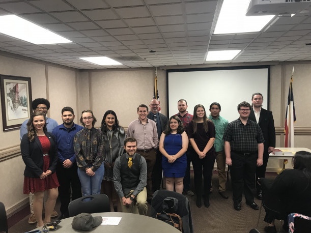 SigTD Inductees, Fall 2018