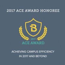 2017 ACE Award Honoree Badge