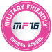 Military Spouse Friendly Logo