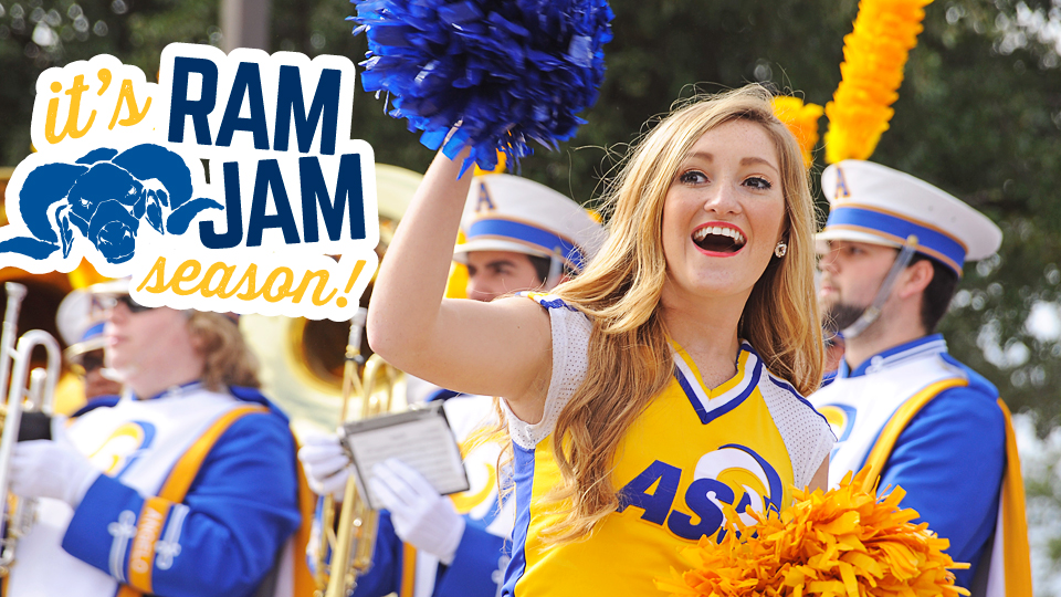 It's Ram Jam Season!