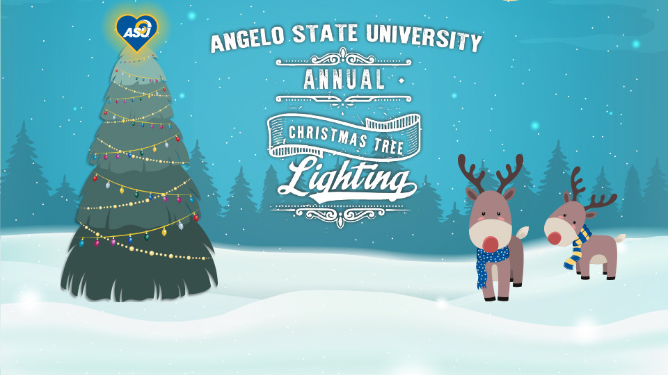 Tree Lighting logo and graphic