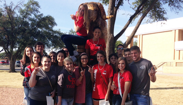 Glen Rose Dual Credit Students