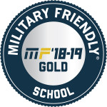 Military Friendly School 2018-19 Gold