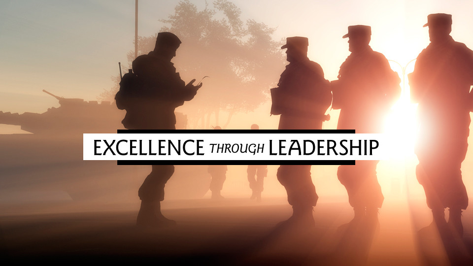 Excellence Through Leadership