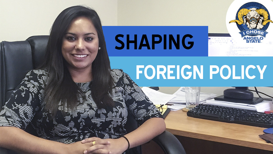 Shaping Foreign Policy