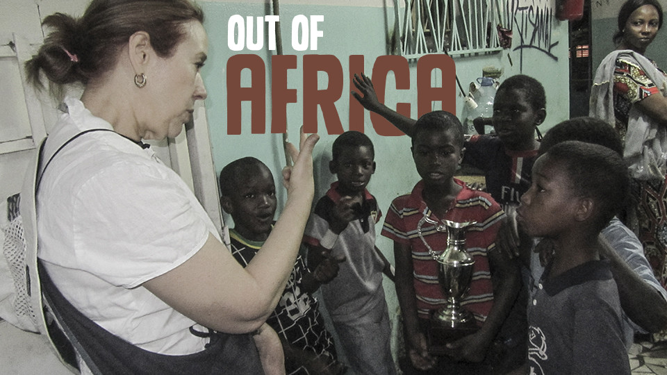 Out of Africa: Dr. Karen Cody participated in a Fulbright-Hays Seminars Abroad Program this summer in the West African nat...