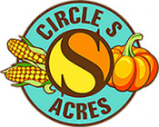 Circle S Acres Logo Graphic