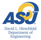 ASU David L. Hirschfeld Department of Engineering Logo