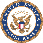 U.S. Congress Seal Graphic
