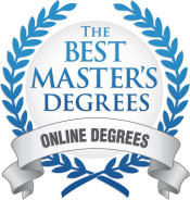 Best Master's Degrees Badge