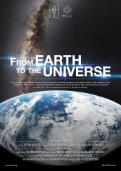 """From Earth to the Universe"" Show Graphic"