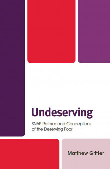 "Book Cover Graphic for ""Undeserving"""