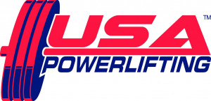 USA Powerlifting logo