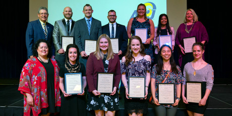 Angelo State's 2019 Outstanding Graduate Students