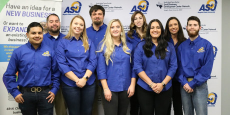 Angelo State Student Business Plan Team 2019