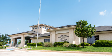ASU hosted the first CTLE seminar at the LeGrand Center.
