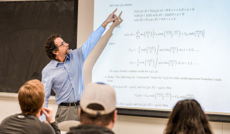 Dr. Karl Havlak, professor of mathematics