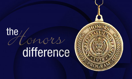 "ASU ""The Honors Difference"" Honors Program Graphic"