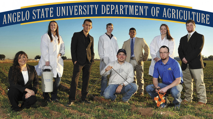 Angelo State University Department of Agriculture