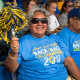 Maria de los Santos Onofre-Madrid has been cheering on the Rams and Rambelles for 35 years, both in and outside of the classroom.