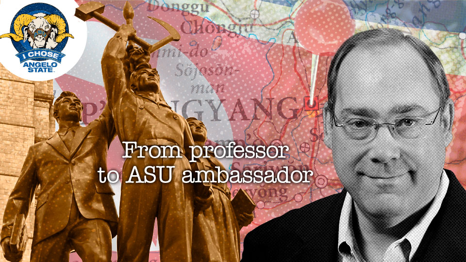 From professor to ASU ambassador