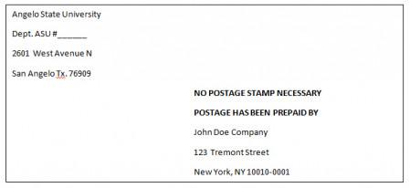 Sending A Letter Express Mail