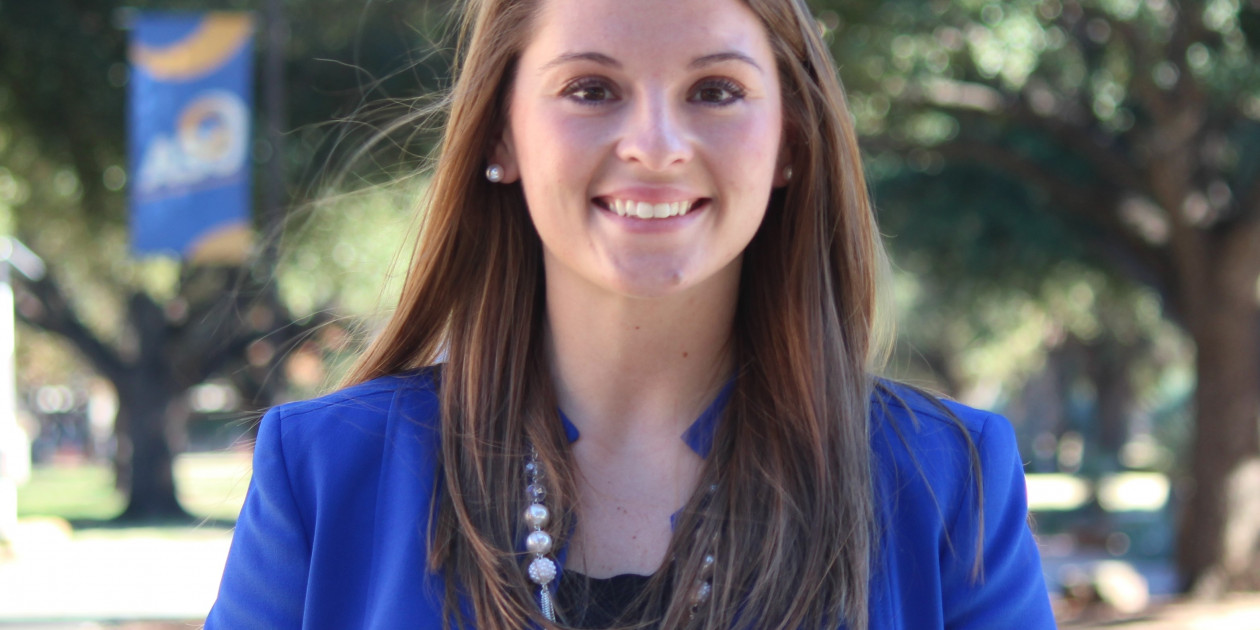 Jennifer Vanvleet Admissions Counselor Angelo State