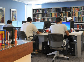 Library Learning Commons