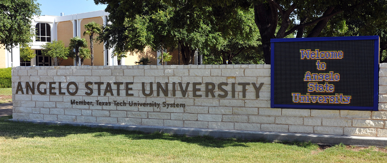 Angelo State University Campus Tour